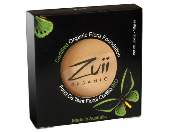 Zuii powder foundatio