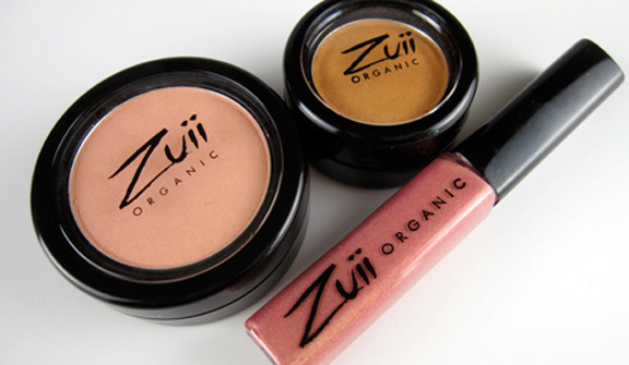 Zuii eyeshadow, organic cosmetics, natural cosmetics, beauty brief, Whole Foods