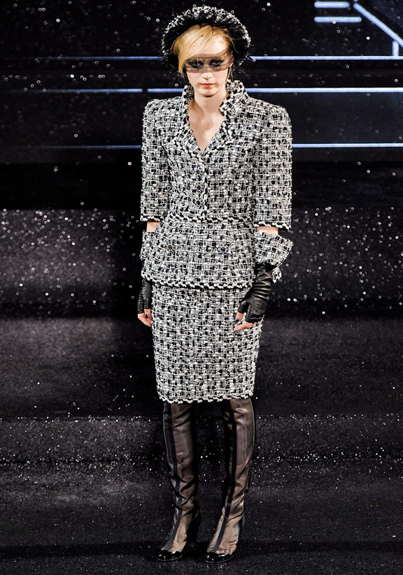 Chanel, Karl Lagerfeld, haute couture, fashion shows, Fall Winter 2011