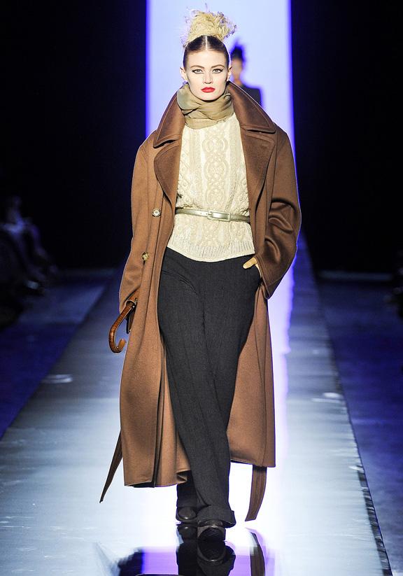Jean Paul Gaultier, haute couture, fashion shows, Fall Winter 2011
