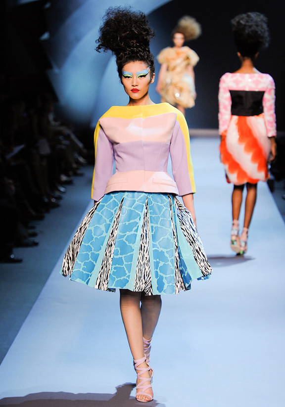 Christian Dior, haute couture, catwalk shows, fashion shows, Fall Winter 2011