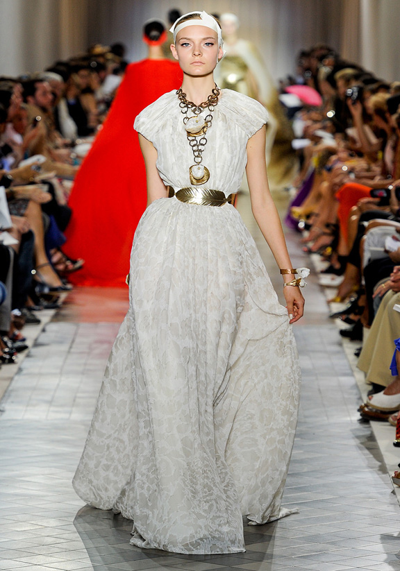 Giambattista Valli, haute couture, catwalk shows, fashion shows, Fall Winter 2011