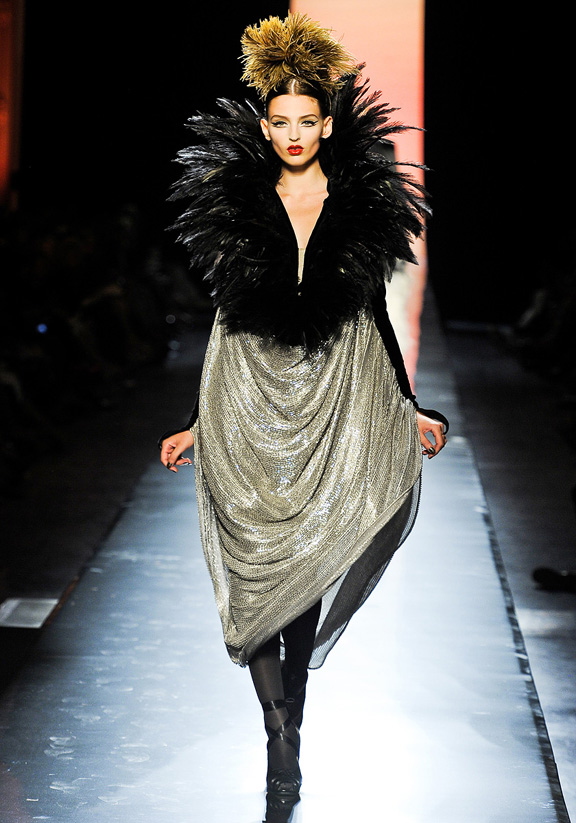 Jean Paul Gaultier, haute couture, fashion shows, Fall Winter 2011