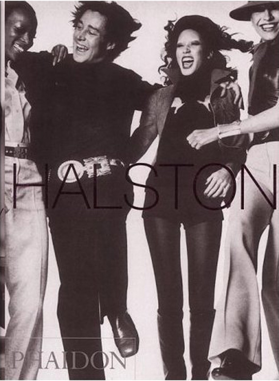 Halston, fashion books, fashion lists, fashion designer