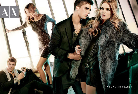 Armani Exchange Shop by Look, Campaigns Latest Fashion Trends 35