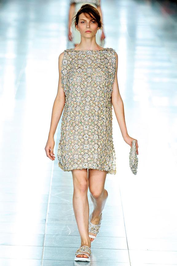 Christopher Kane, London fashion week, fashion shows, catwalk, spring summer 2012