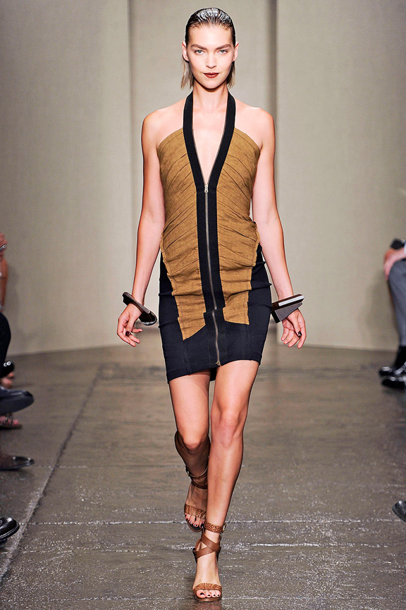 Donna Karan, New York fashion week, fashion shows, catwalk, spring summer 2012