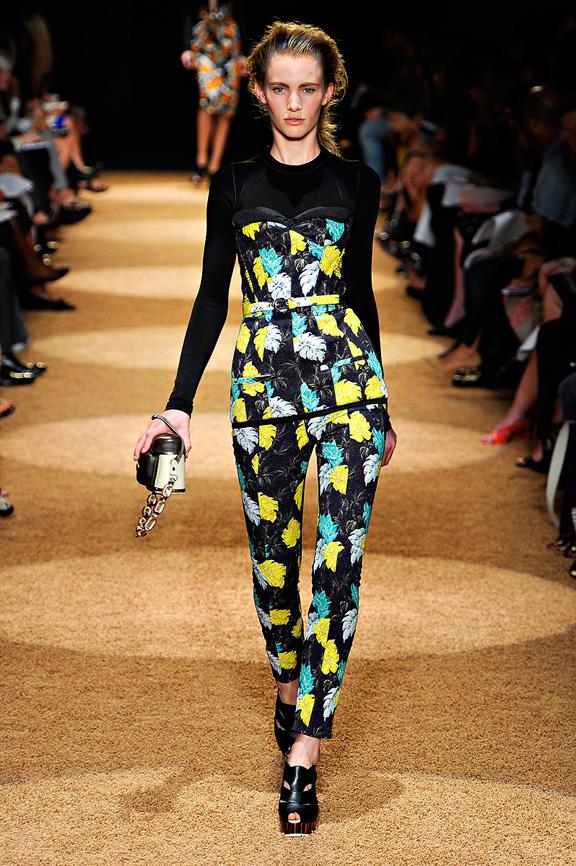 Proenza Schouler, New York fashion week, fashion shows, catwalk, spring summer 2012