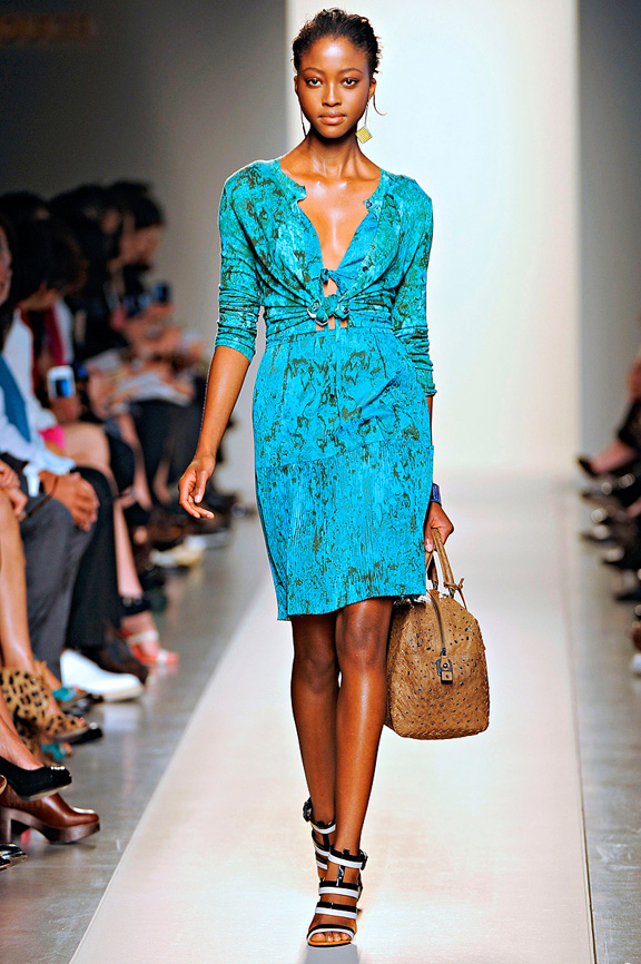 Bottega Veneta, Tomas Maier, Milan fashion week, fashion shows, catwalk, spring summer 2012