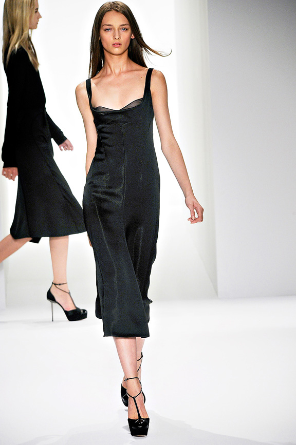 Calvin Klein, Francisco Costa, New York fashion week, fashion shows, catwalk, spring summer 2012