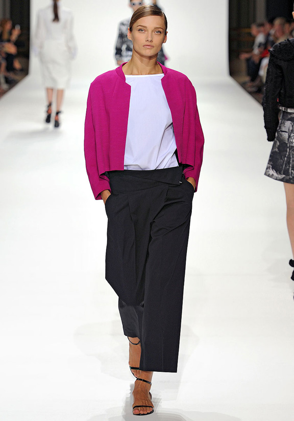 Dries Van Noten, Paris fashion week, fashion shows, catwalk, spring summer 2012