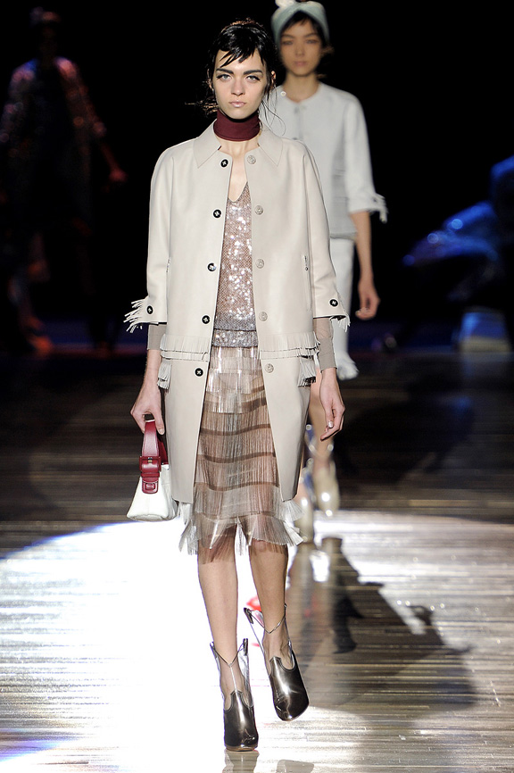 Marc Jacobs, New York fashion week, fashion shows, catwalk, spring summer 2012