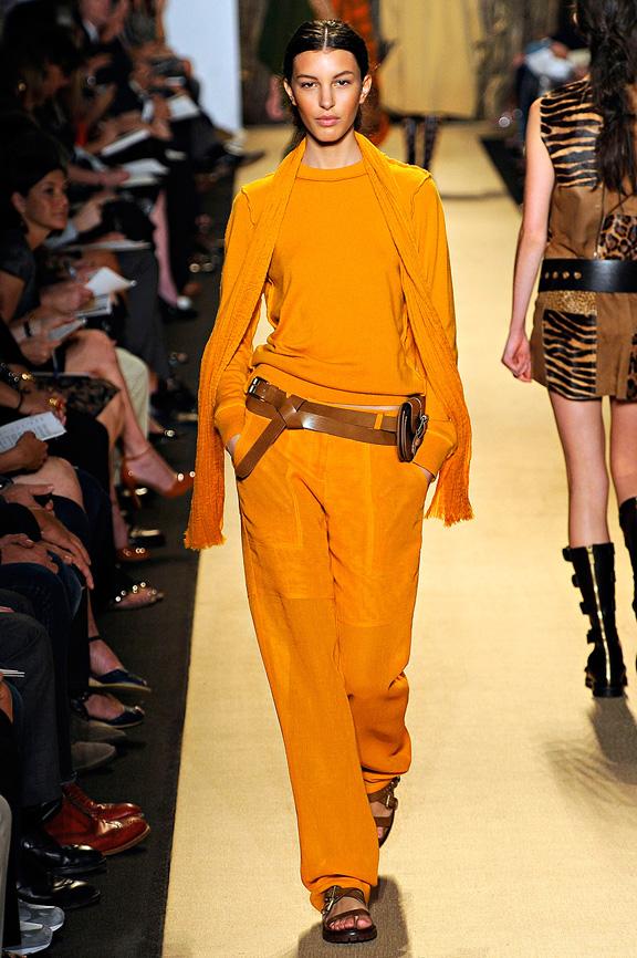 Michael Kors, New York fashion week, fashion shows, catwalk, spring summer 2012