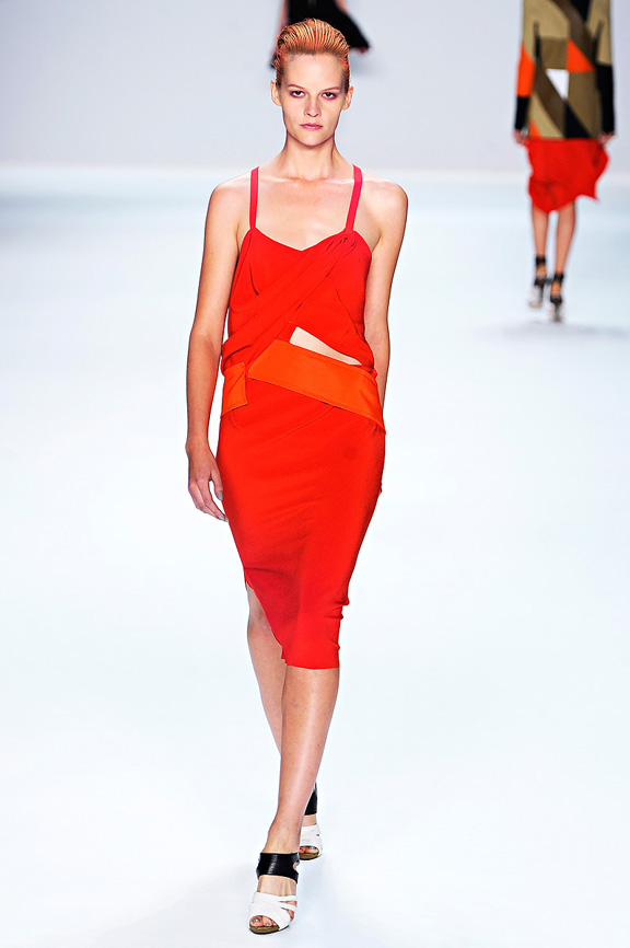 Narciso Rodriguez, New York fashion week, fashion shows, catwalk, spring summer 20