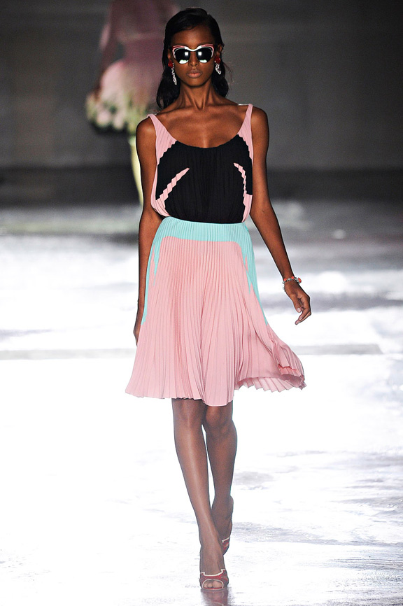 Prada, Milan fashion week, fashi