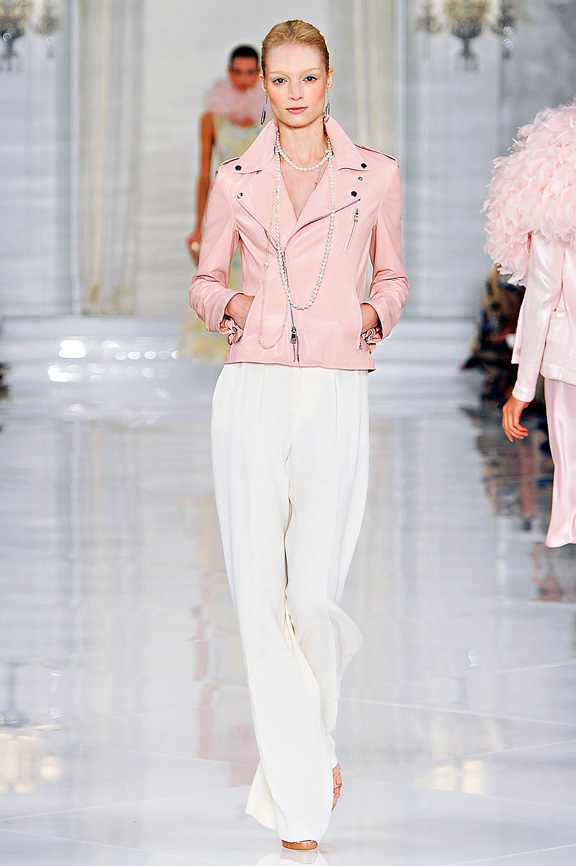 Ralph Lauren, New York fashion week, fashion shows, catwalk, spring summer 2012
