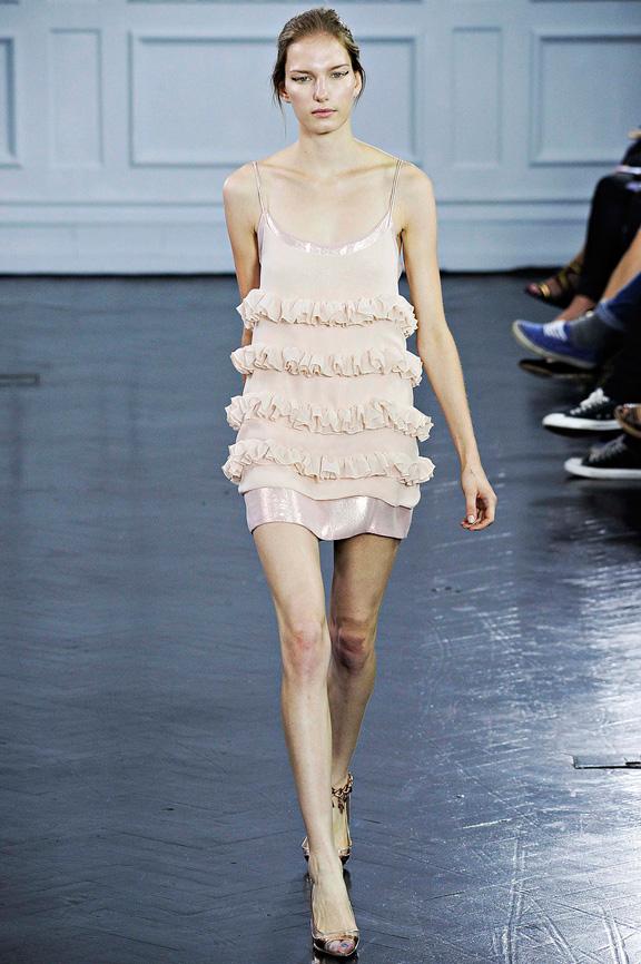 Richard Nicoll, London fashion week, fashion shows, catwalk, s