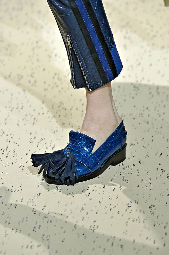 Acne, London Fashion week, shoes, spring summer 2012, catwalk shows, amazing shoes
