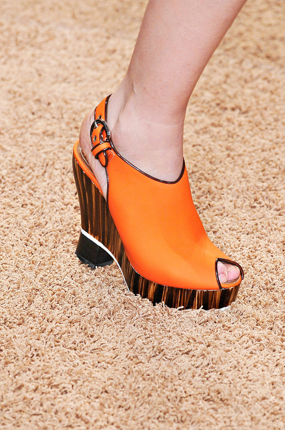 Proenza SChouler, amazing shoes, New york fashion week, catwalk shows, spring summer 2012,