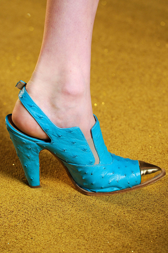 Thakoon, amazing shoes, New york fashion week, catwalk shows, spring summer 2012,