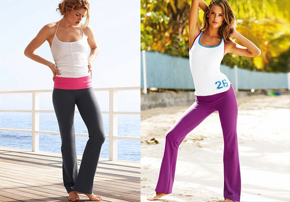 5 Instances Where You Can Wear Yoga Pants Outside Of The Gym ...