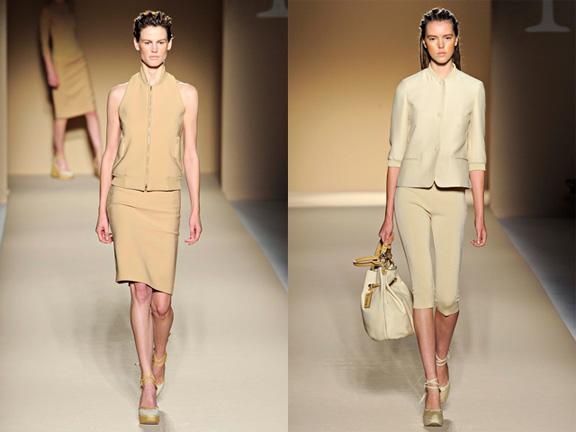Milan fashion week, fashion shows, catwalk, spring summer 2012, Maxmara