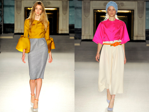 Shows I Missed London Spring Summer 2012 Searching For Style
