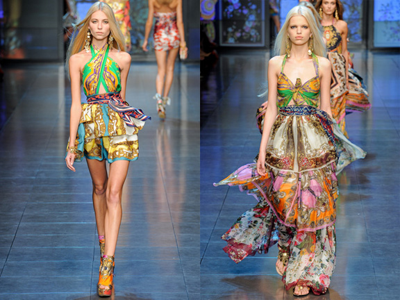 Shows I Missed: Milan Spring Summer 2012 | Searching for Style