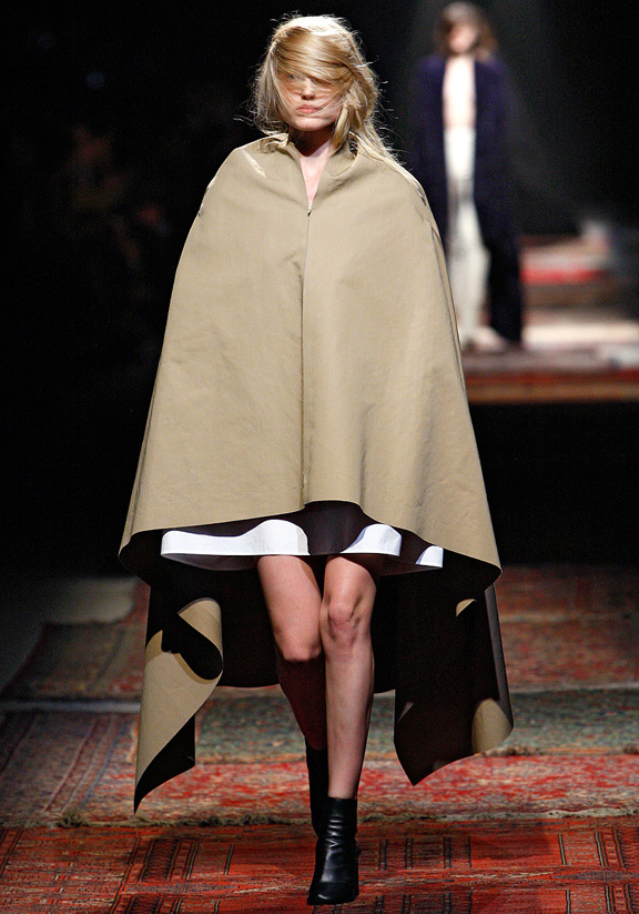 Maison martin margiela spring summer 2012 searching for for Maison martin margiela paris