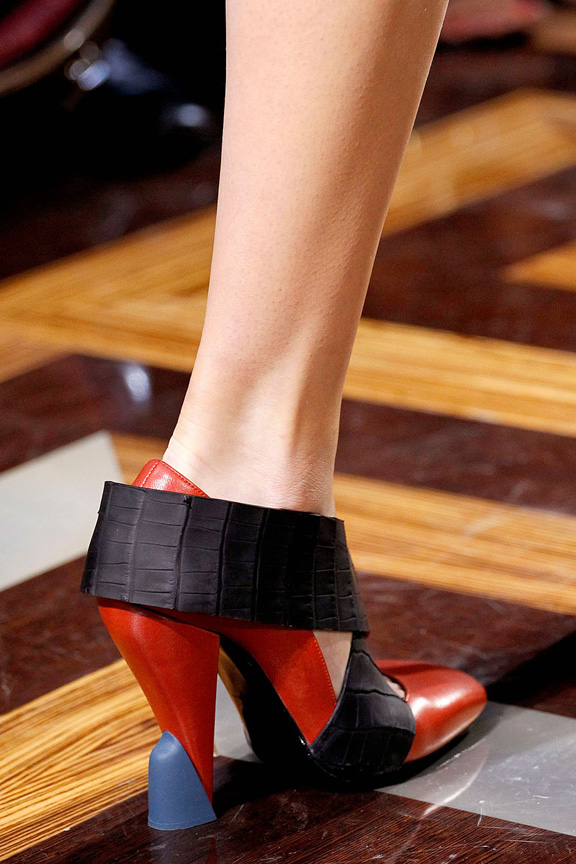 spring summer 2012, amazing shoes, catwalk shows, Paris, Balenciaga