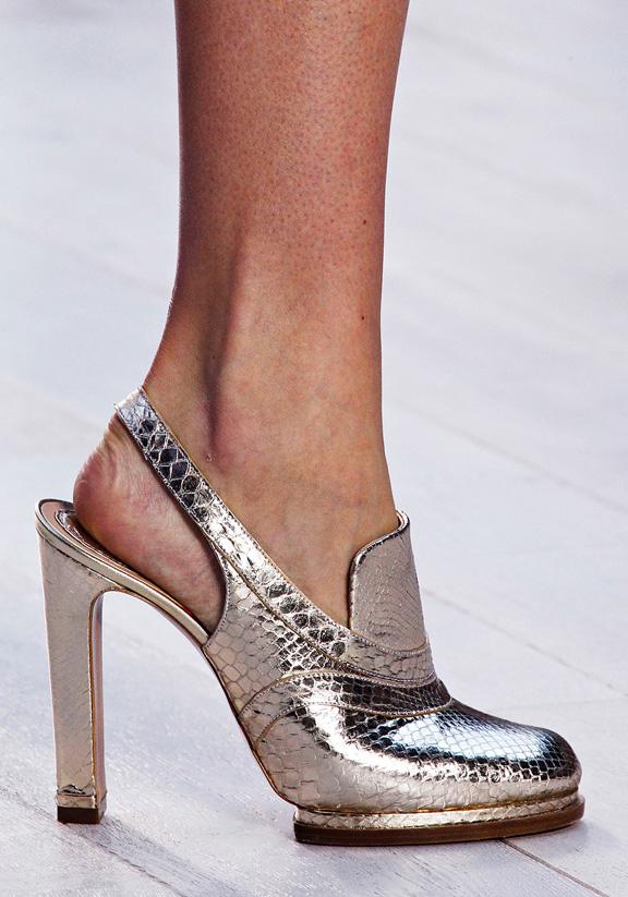 spring summer 2012, amazing shoes, catwalk shows, Paris, Chloe