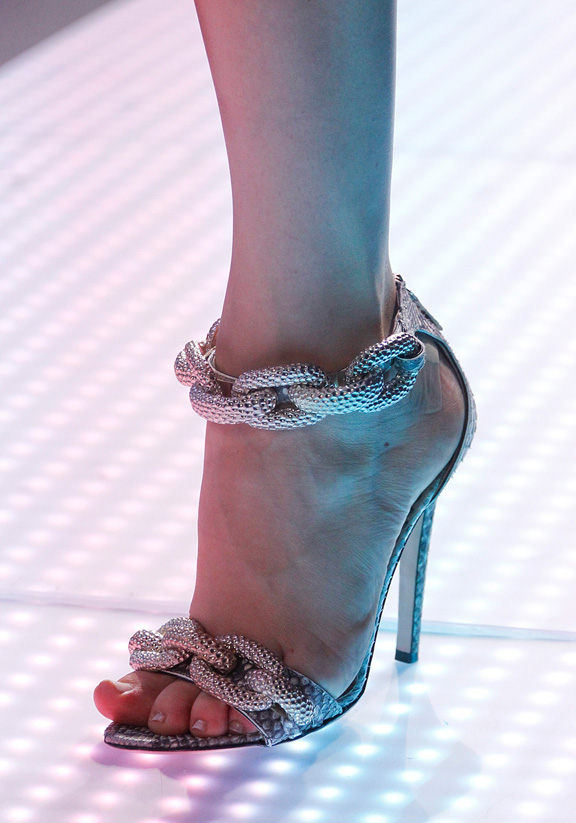 Paris Spring Summer 2012 Catwalk Shoes Searching For Style