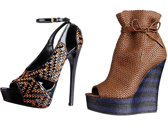 burberry, spring summer 2012, amazing shoes