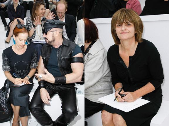 Chanel, spring summer 2012, fashion, advice column, ask alexandra