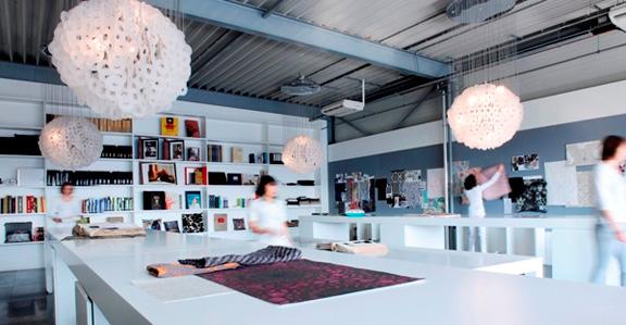Área dos estagiários FashionStudio-1
