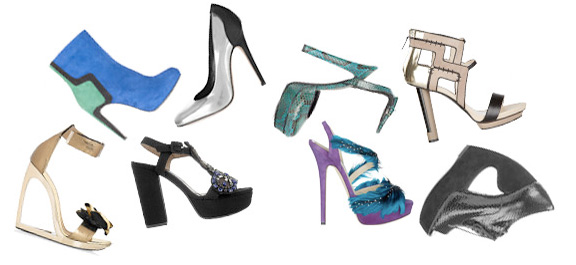 Net A Porter, amazing shoes, Christmas, gift guide