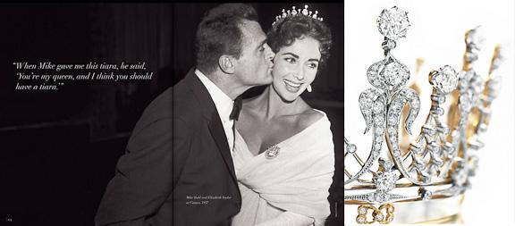 Elizabeth Taylor, fine jewelry, auction, Christie's