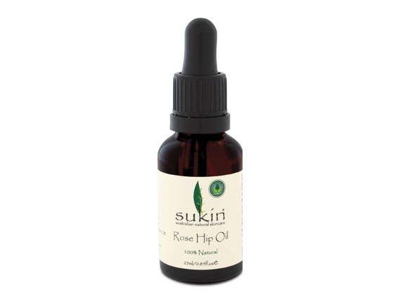 Rose hip oil, natural beauty, organic, Sukin, beauty brief