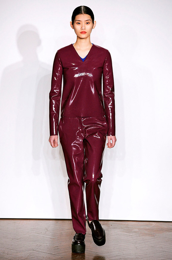 J.W. Anderson Fall Winter 2012