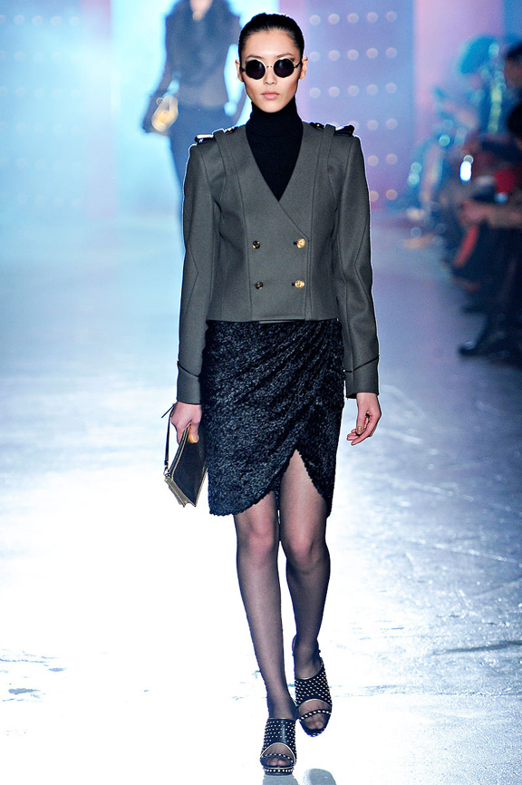 New York fashion week, fashion shows, catwalk, fall winter 2012, Jason Wu<br />