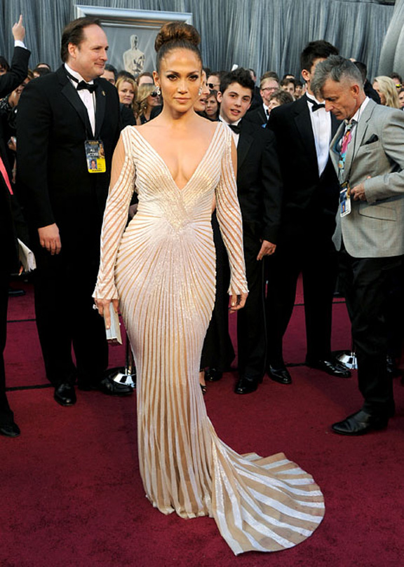 academy awards, oscars, red carpet, celebrities, jennifer lopez