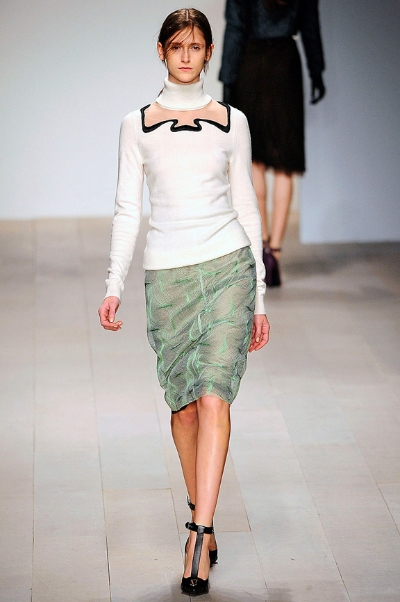 London fashion week, fashion shows, catwalk, fall winter 2012, marios schwab<br />
