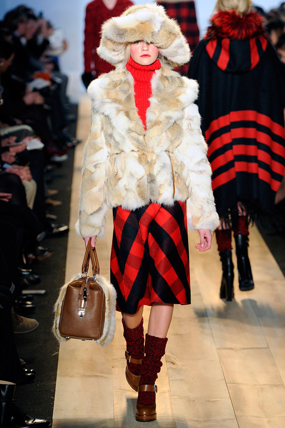 New York fashion week, fashion shows, catwalk, fall winter 2012, Michael Kors<br />