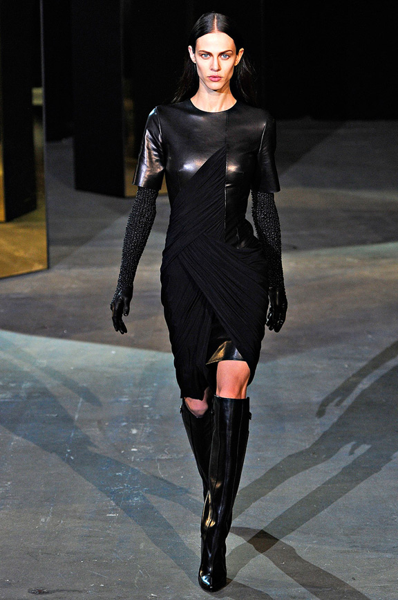 New York fashion week, fashion shows, catwalk, fall winter 2012, Alexander Wang