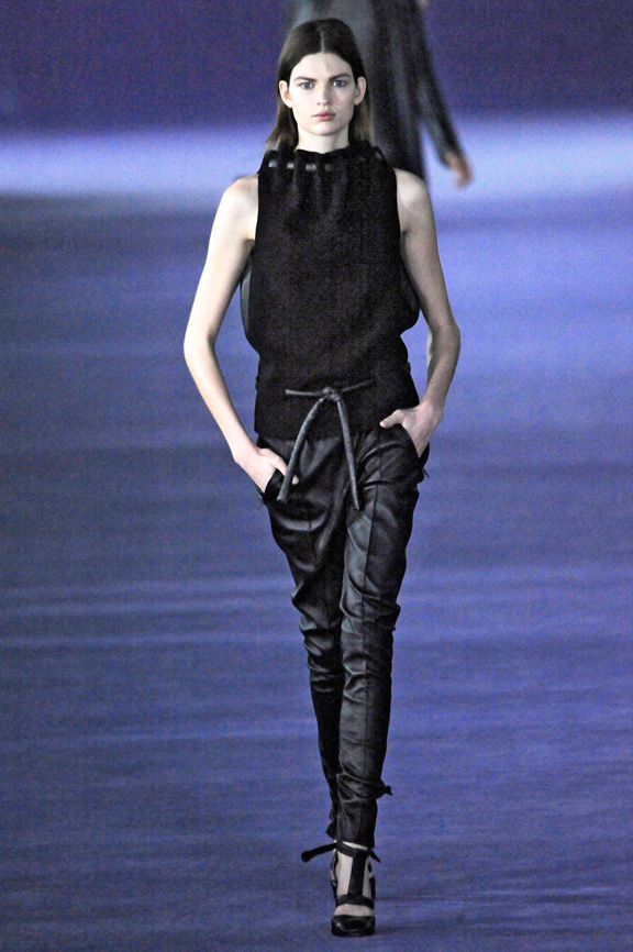 London fashion week, fashion shows, catwalk, fall winter 2012, Christopher Kane