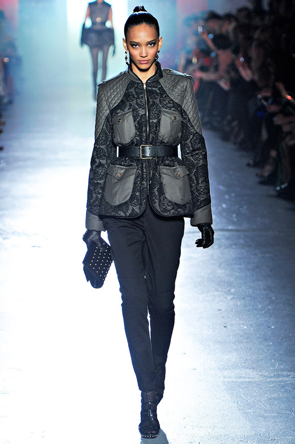 New York fashion week, fashion shows, catwalk, fall winter 2012, Jason Wu<br />