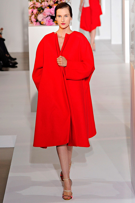 Milan fashion week, fashion shows, catwalk, fall winter 2012, Jil Sander, Raf SImons