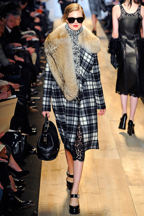New York fashion week, fashion shows, catwalk, fall winter 2012, Michael Kors