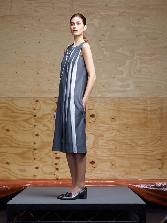 London fashion week, fashion shows, catwalk, fall winter 2012,richard nicoll