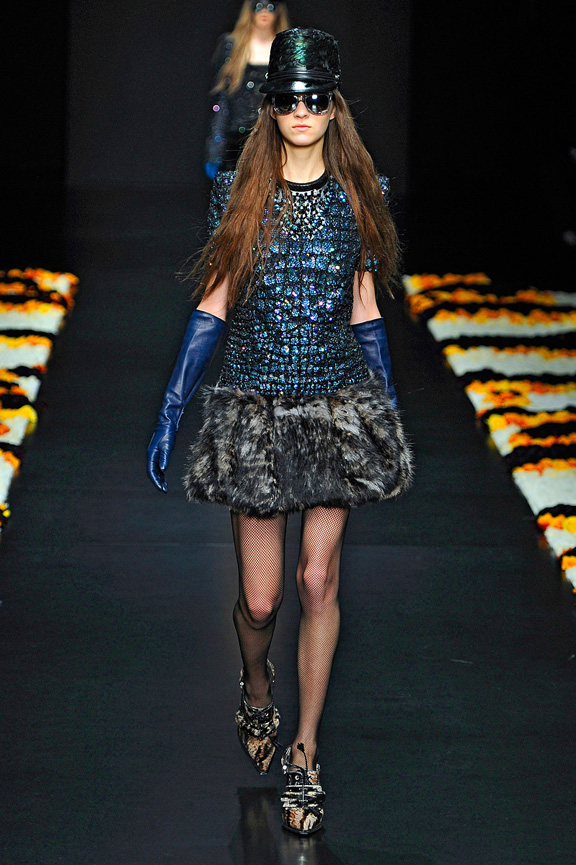 Milan fashion week, fashion shows, catwalk, fall winter
